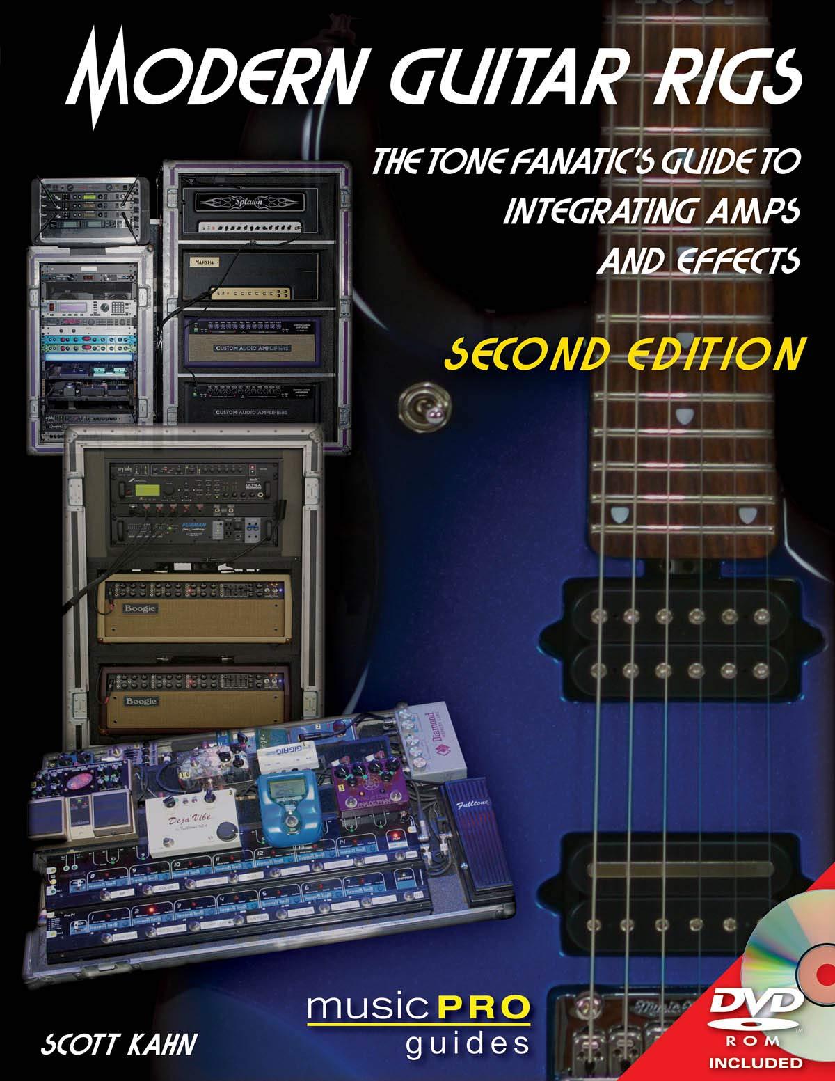 Gitarren Equipment Buch