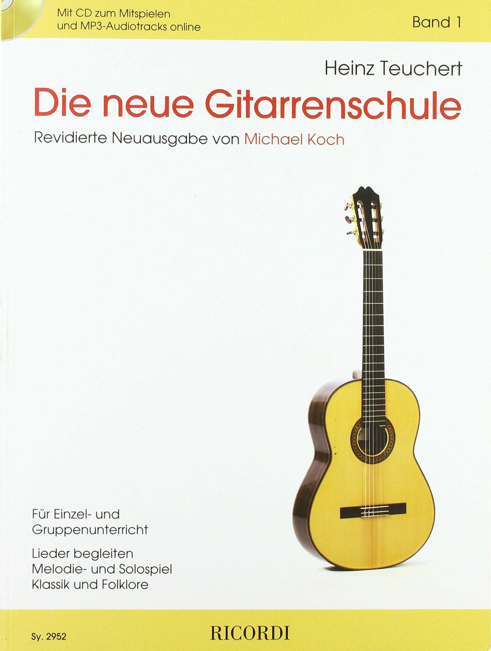 Gitarrenbibel - Die neue Gitarrenschule